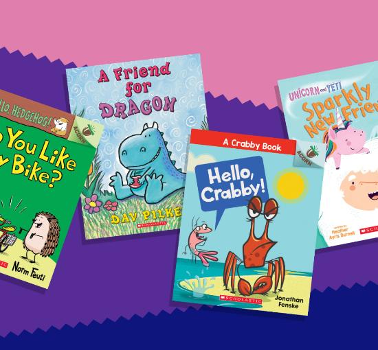 Expert-Approved Books for Beginning Readers